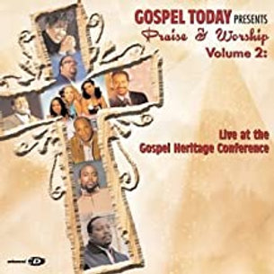 Various Artist / Gospel Today Presents Praise & Worship Vol. 2