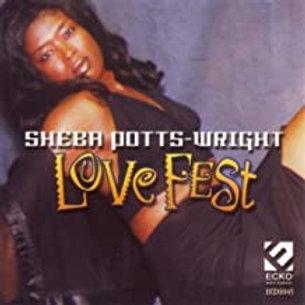 Sheba Potts-Wright / Love Fest