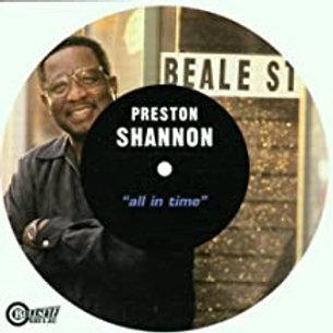 Preston Shannon / All In Time