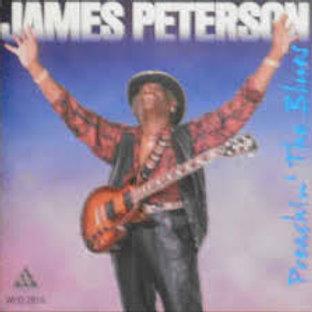 James Peterson / Preachin' The Blues