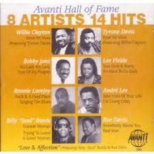 Various Artist / Avanti Hall Of Fame