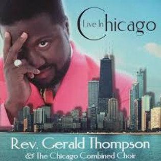 Rev. Gerald Thompson / Live in Chicago