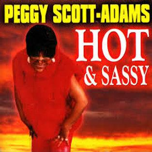 Peggy Scott- Adams / Hot & Sassy