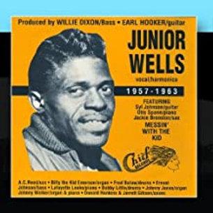 Junior Wells 1957-1963