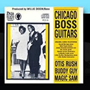 Various Artist / Chicago Boss Guitars