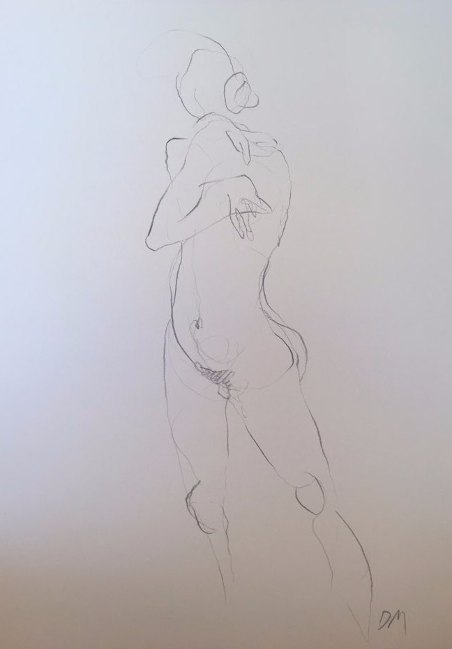 life drawing11-2min Croquis