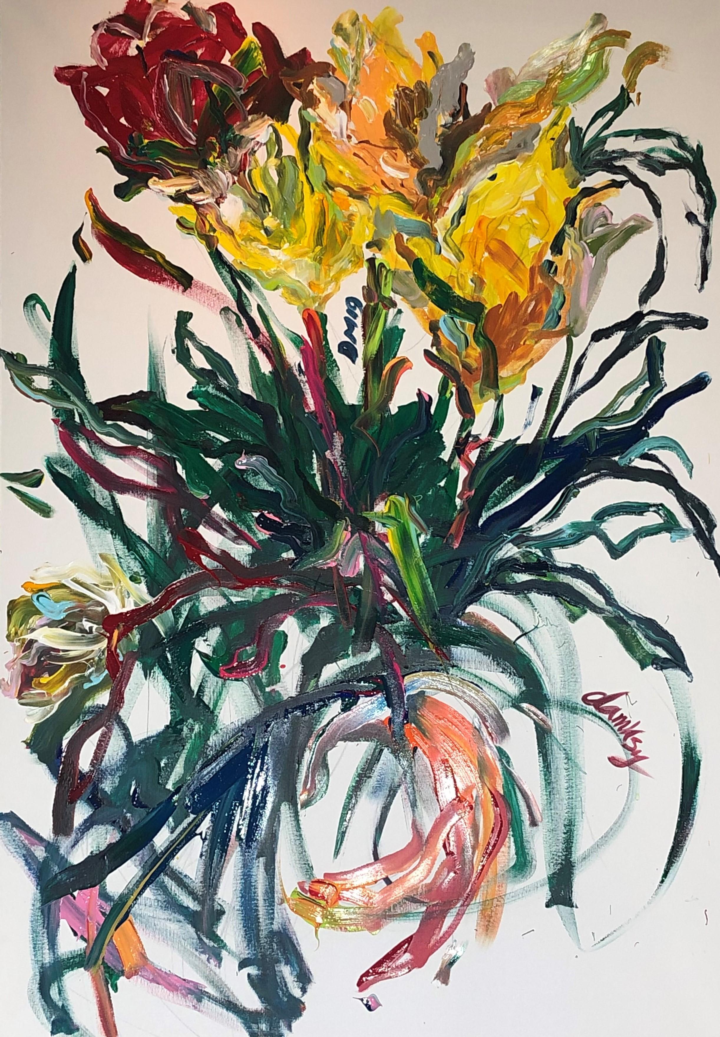 Tulip mania190302-2(SOLD)