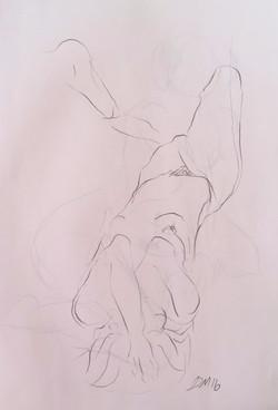 life drawing26-2min Croquis