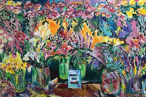 Harrods Flower Shop