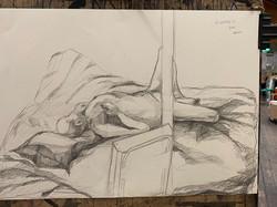 life drawing 40min