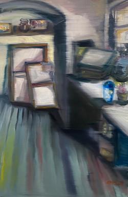 Blurred2-Artstudio in London