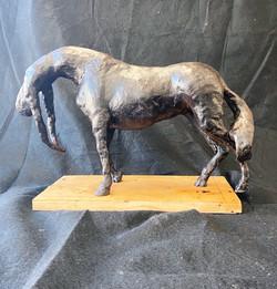 Centaur- running the gauntlet (front side)