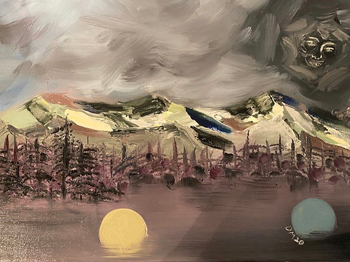 Solitary Hill8