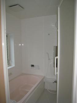 大船渡市の新築住宅 浴室