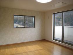 陸前高田市の新築住宅 洋室Ⅱ