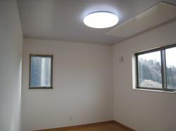 陸前高田市の新築住宅 洋室Ⅳ
