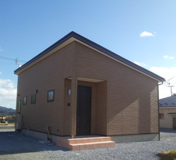 陸前高田市の新築住宅 平屋建て