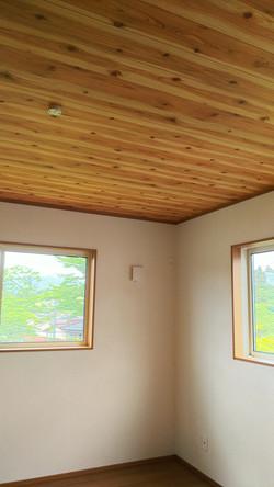 陸前高田市の新築住宅 洋室