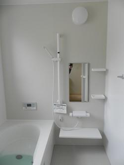陸前高田市の新築住宅 浴室