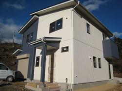 陸前高田市の新築住宅