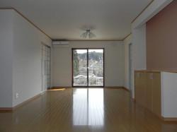 陸前高田市の新築住宅 リビング