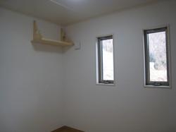 陸前高田市の新築住宅 神棚