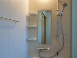 陸前高田市の新築一戸建て 浴室
