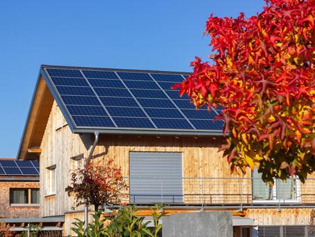 Mandatory Solar Power for New California Homes