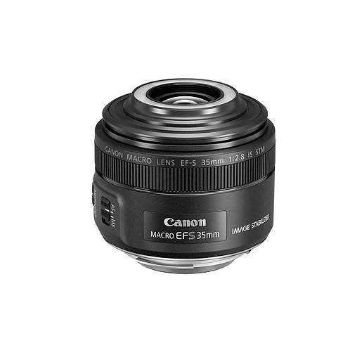Canon EF-S35mm F/2.8 Macro IS STM