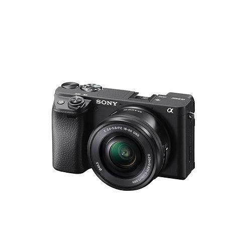 Sony A6400L Kit 16-50mm