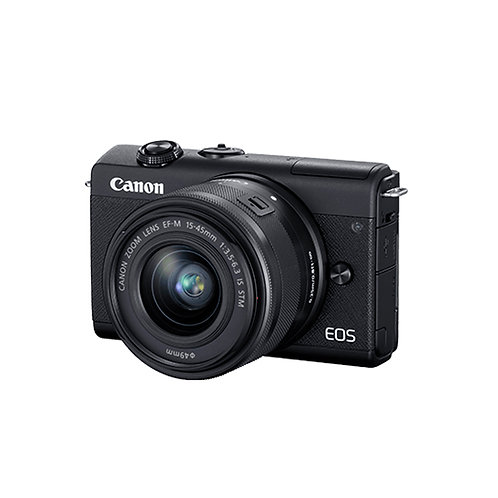 Canon EOS M200 Kit EF M15-45 IS STM