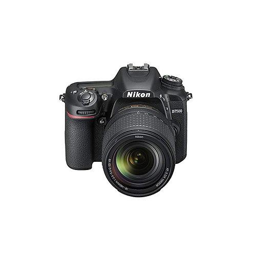 Nikon D7500 + 18-140mm VR Kit