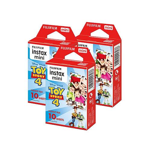 (3 Plus 1 Free)  Fujifilm Instax Mini Film Toy Story