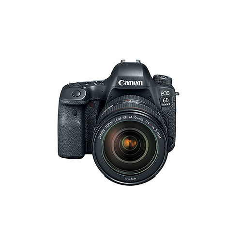 Canon EOS 6D Mark II Kit (EF 24-105mm F/4L IS II USM)