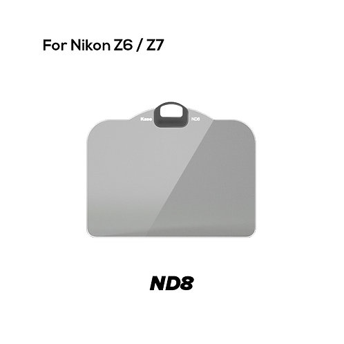 KASE Clip in Filter for Nikon Z6/Z7 (ND8)