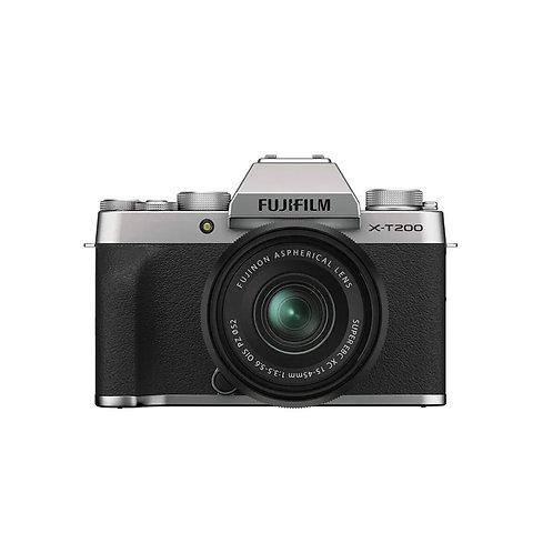 Fujifilm XT200 XC 15-45mm F3.5-5.6