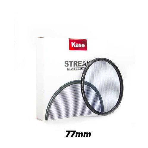 Kase Circular Streak Blue Filter (77mm)