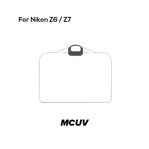 (Preorder) KASE Clip in Filter for Nikon Z6/Z7 (MCUV)