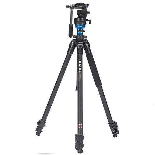 A1573FS2 S2 Video Head and AL Flip Lock Legs Kit
