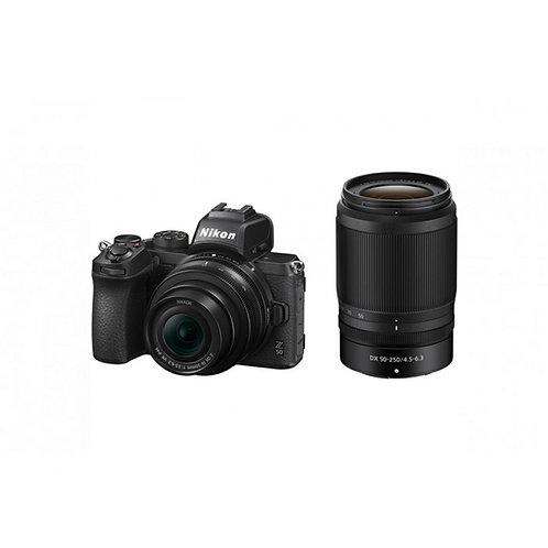 Z50 + DX 16-50 + DX 50-250mm