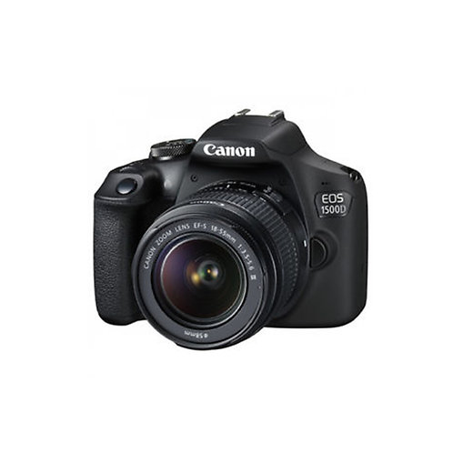 Canon EOS 1500D Kit (EF S18-55 IS II)