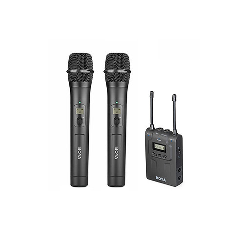 Boya BY-WHM8 UHF Wireless Handheld Transmitter