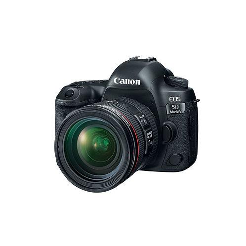 Canon EOS 5D Mark IV Kit (EF 24-70 IS USM)