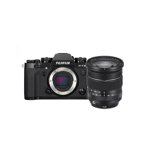 Fujifilm X-T3 XF16-80mm Kit