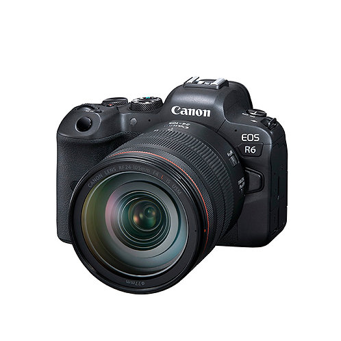 (Preorder-DEPOSIT ONLY)Canon EOS R6 RF 24-105 F4L IS USM