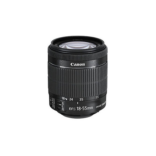 Canon EF-S18-55mm F/3.5-5.6 IS STM