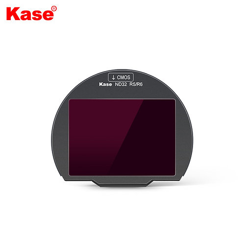 KASE Clip in Filter for Canon R5/R6 (ND32)
