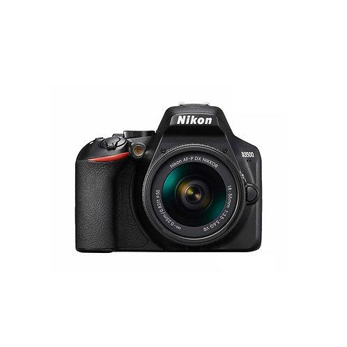 Nikon D3500 + 18-55mm VR Kit