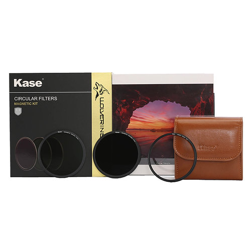 Kase Wolverine Magnetic Circular Filters 82mm