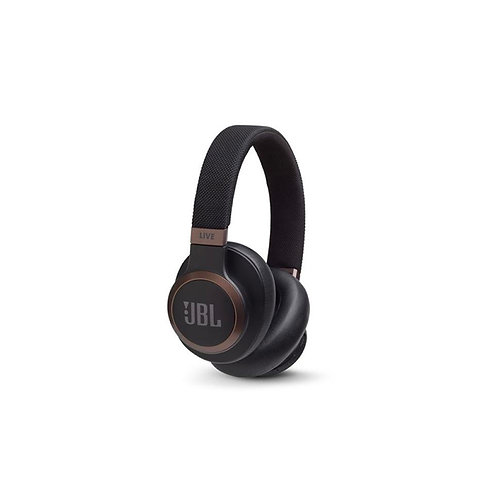JBL Live 600BTNC Wireless Over-Ear Noise Cancelling Headphones